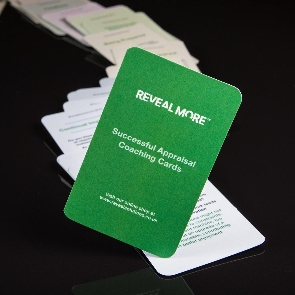 Appraisal Coaching Cards