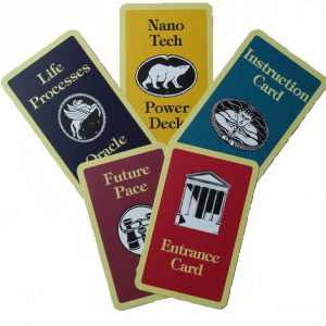 NLP game cards, coaching cards, coaching products