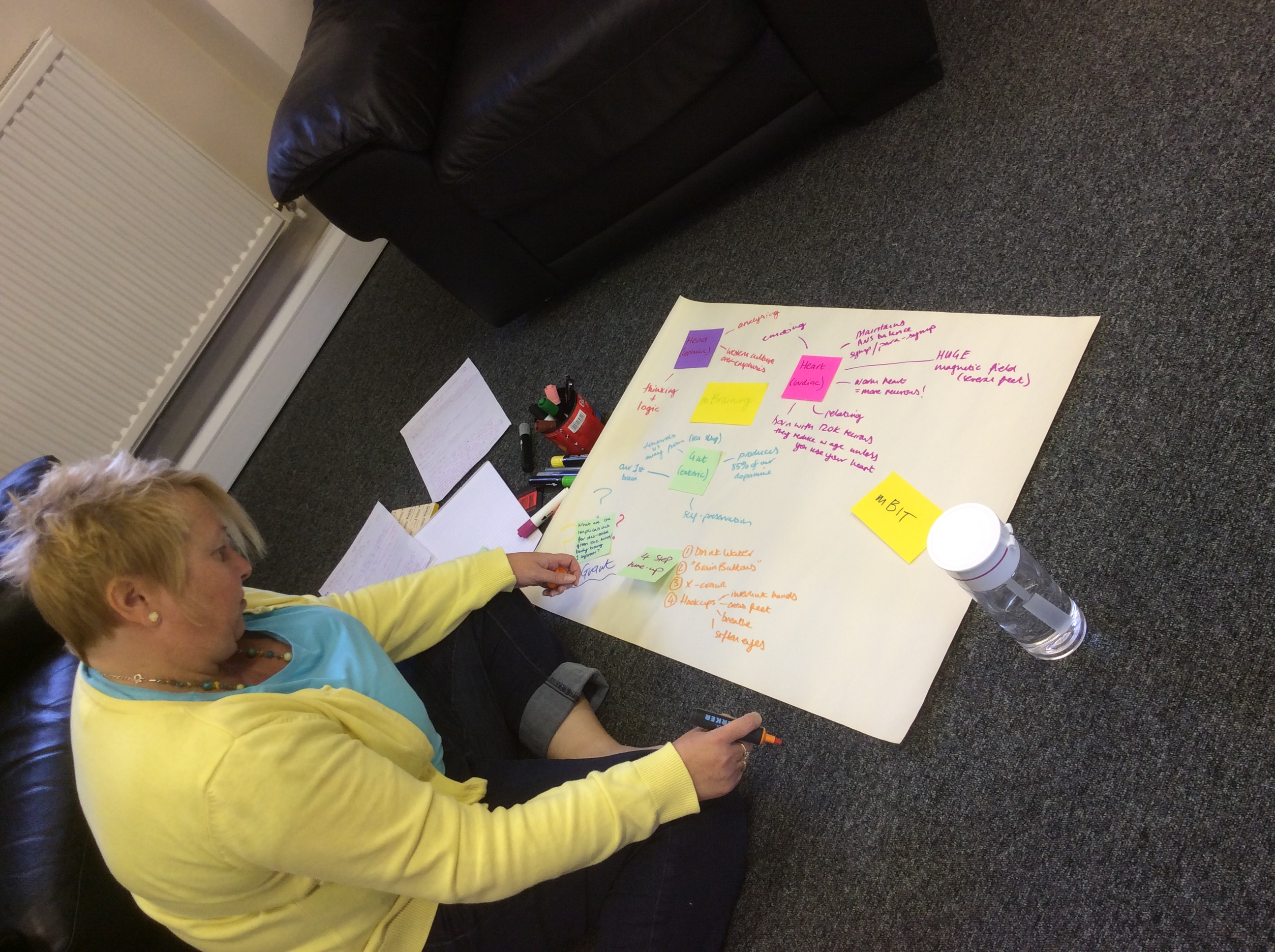 mBIT coach cert Concept Mapping