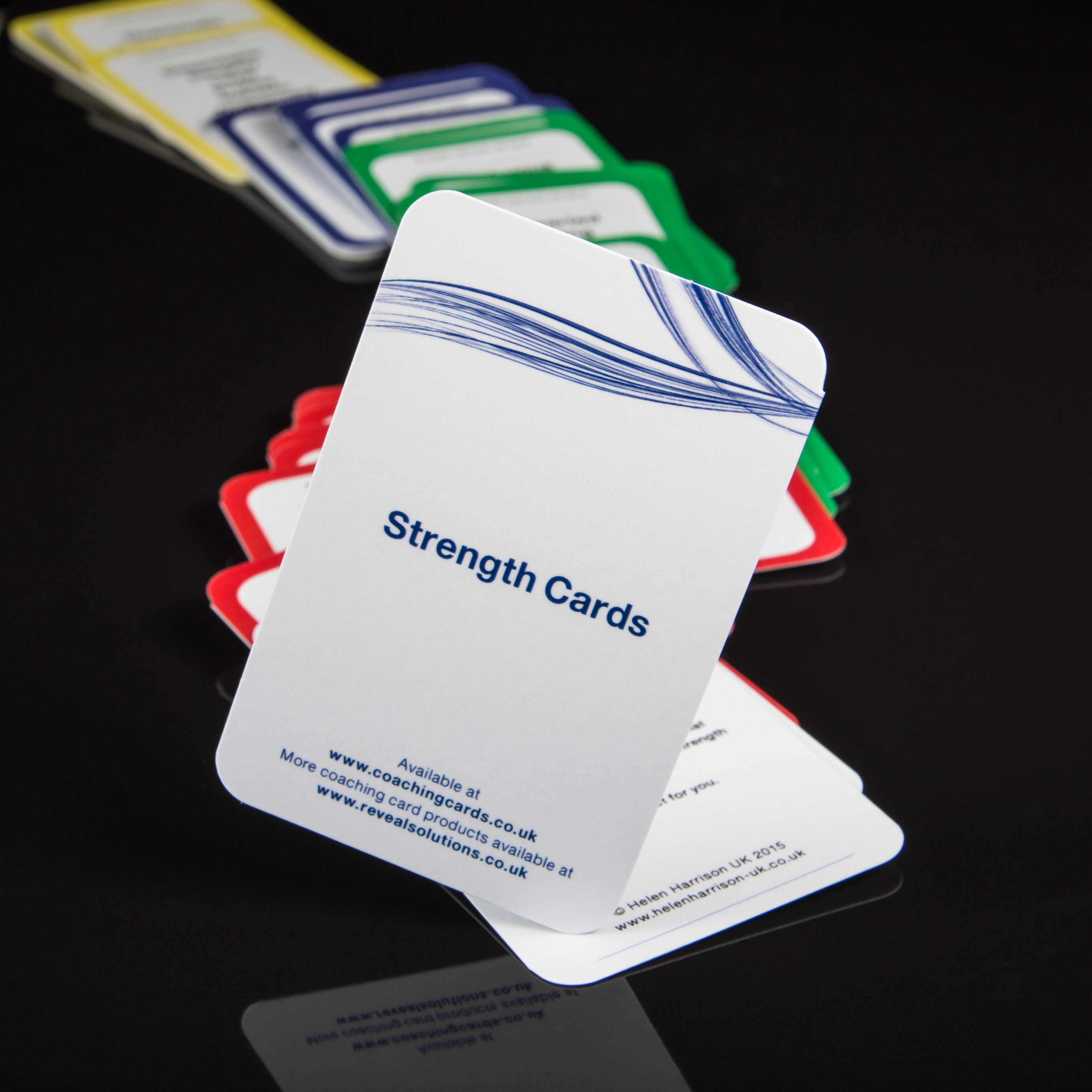 Strengths Coaching Cards