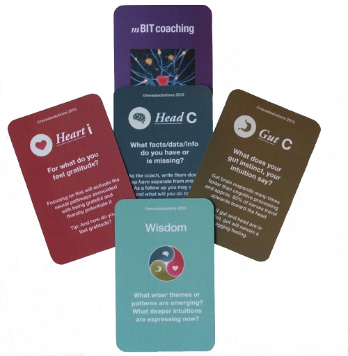 mBIT Coaching cards - Reveal Solutions Training Ltd.