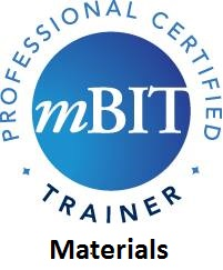 mBIT Trainers Materials