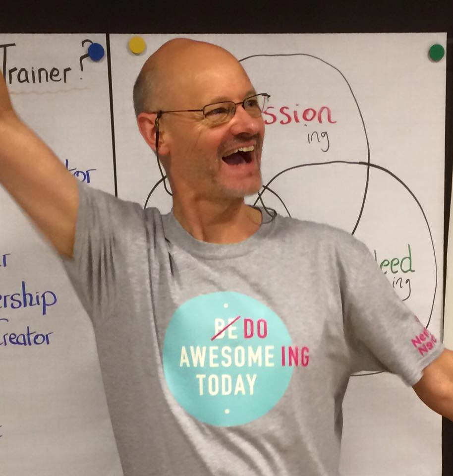 Do Awesomeing Today T-shirt Grant Soosalu photo